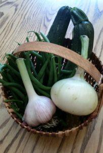 Amish Produce