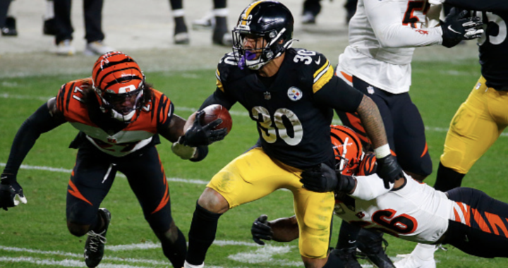 A healthy James Conner is huge for the Steelers: