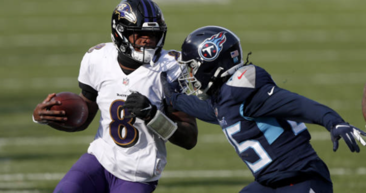 The Ravens know they always have a chance with Jackson: