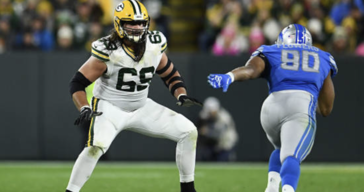 The loss of David Bakhtiari is devastating to the Packers: