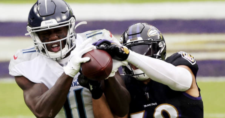 Ravens and Titans rivalry is becoming best in the NFL: