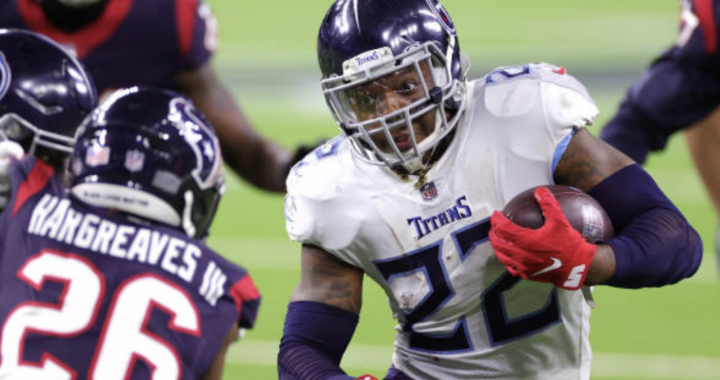 Derrick Henry is the best player in the NFL: