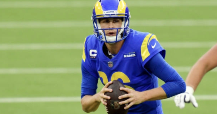 Jared Goff is a necessary evil for the Rams: