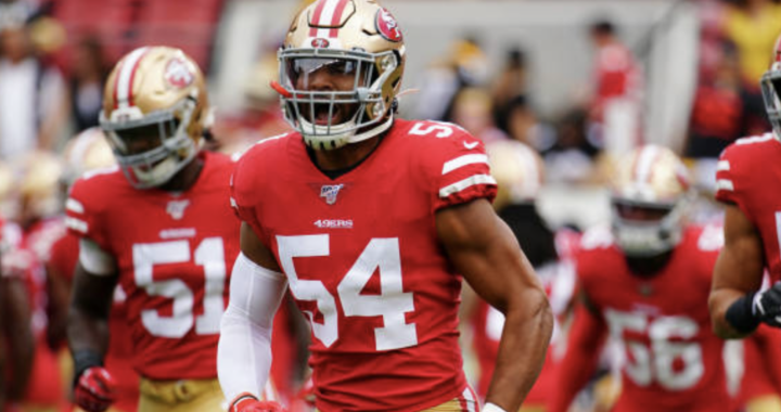 Did the 49ers set themselves up for success with the Fred Warner deal?