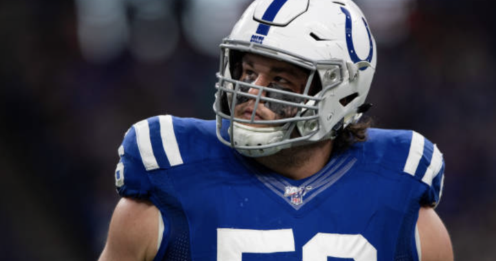 Is the loss of Quenton Nelson a bigger problem than losing Carson Wentz?