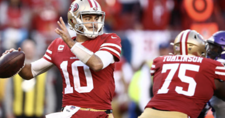 Would trading for Jimmy Garoppolo be a good move for the Texans?