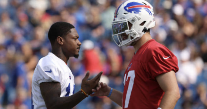 Is staying in Buffalo the best move for the Bills?