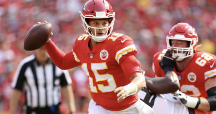 Do the Chiefs always have a chance with Patrick Mahomes?