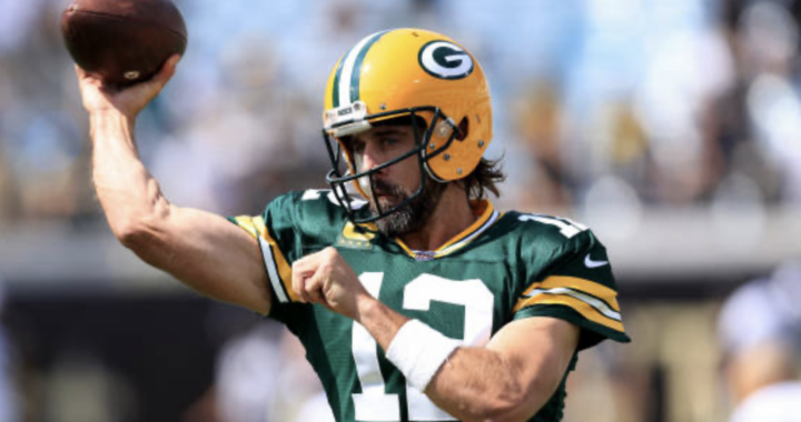 Are Aaron Rodgers and the Packers too good to hit the panic button?