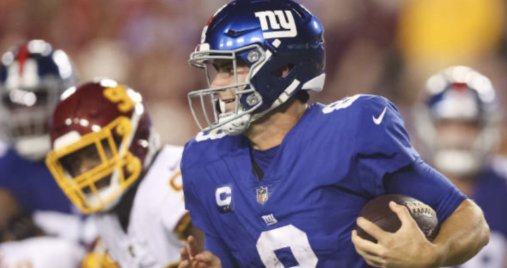 Were the Giants the better team last night?