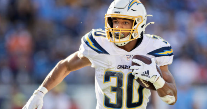 Will Austin Ekeler be healthy when the Chargers take on Washington?