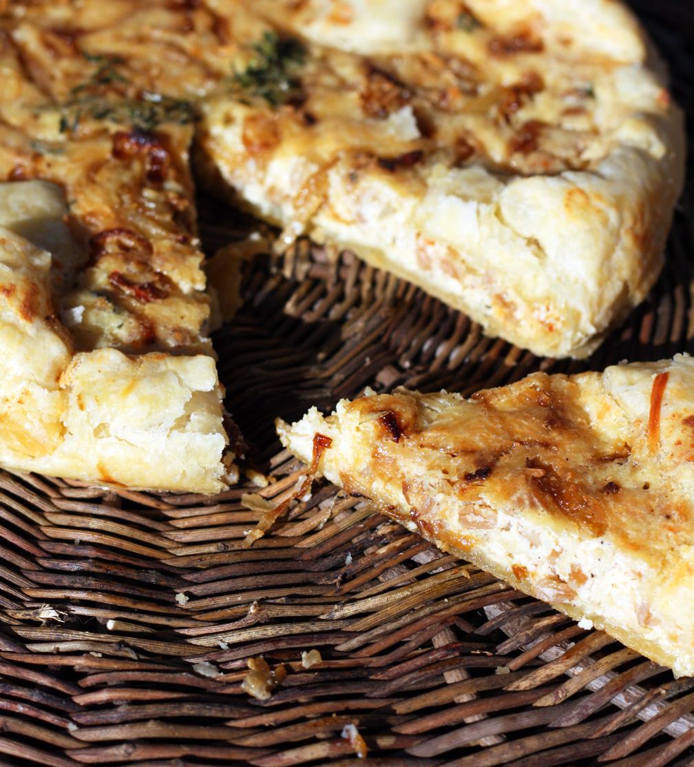 Farro Crostata