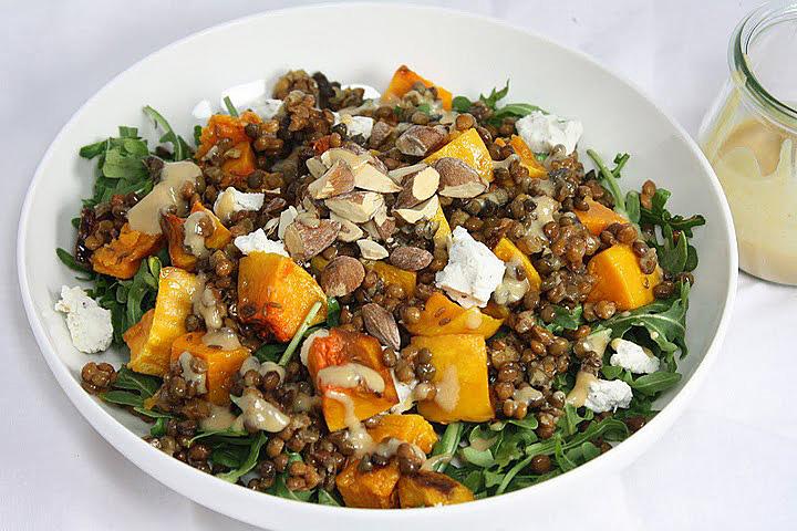 Winter Harvest Salad