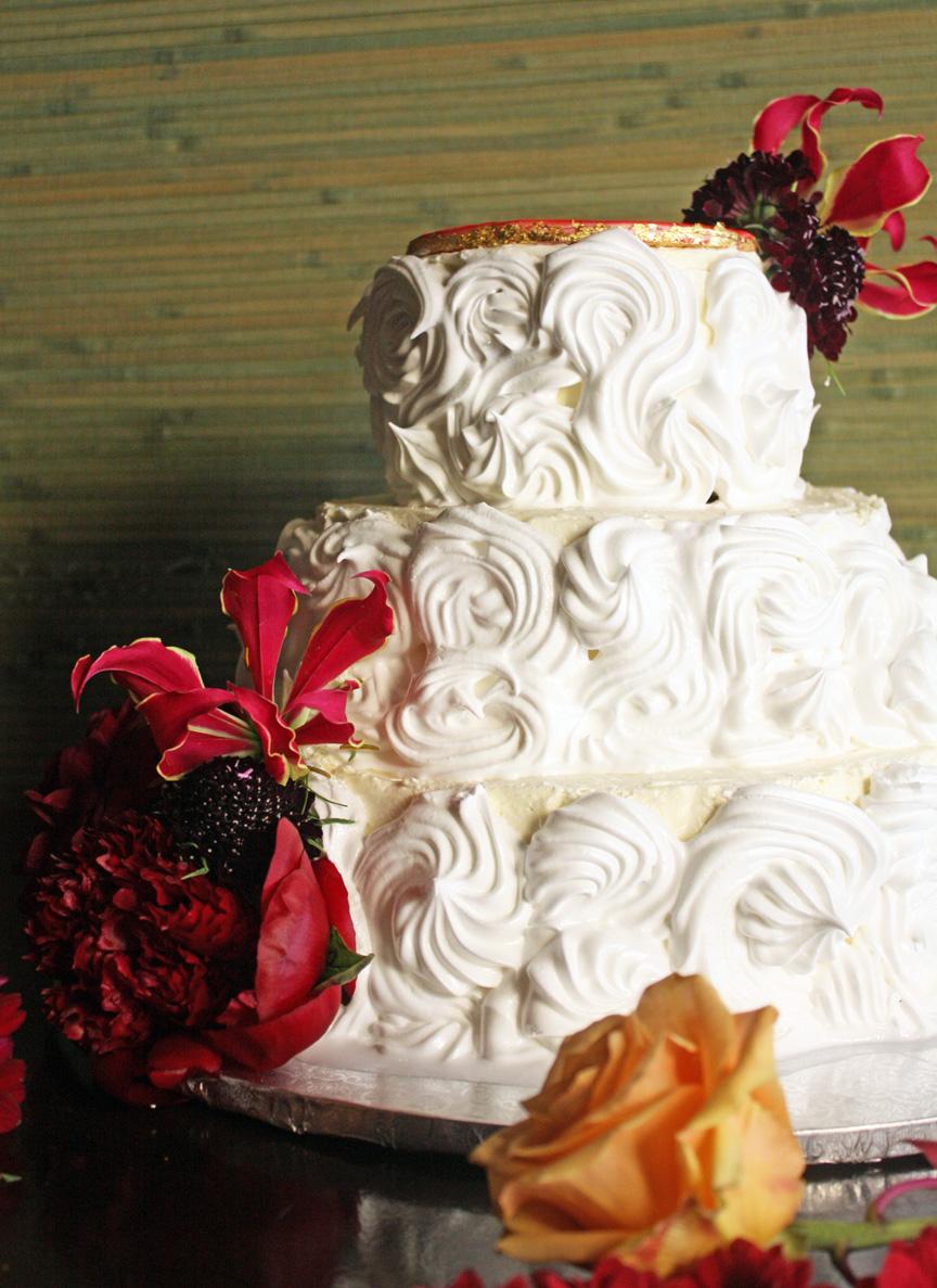 Wedding + Cake