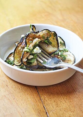 Eggplant Verde