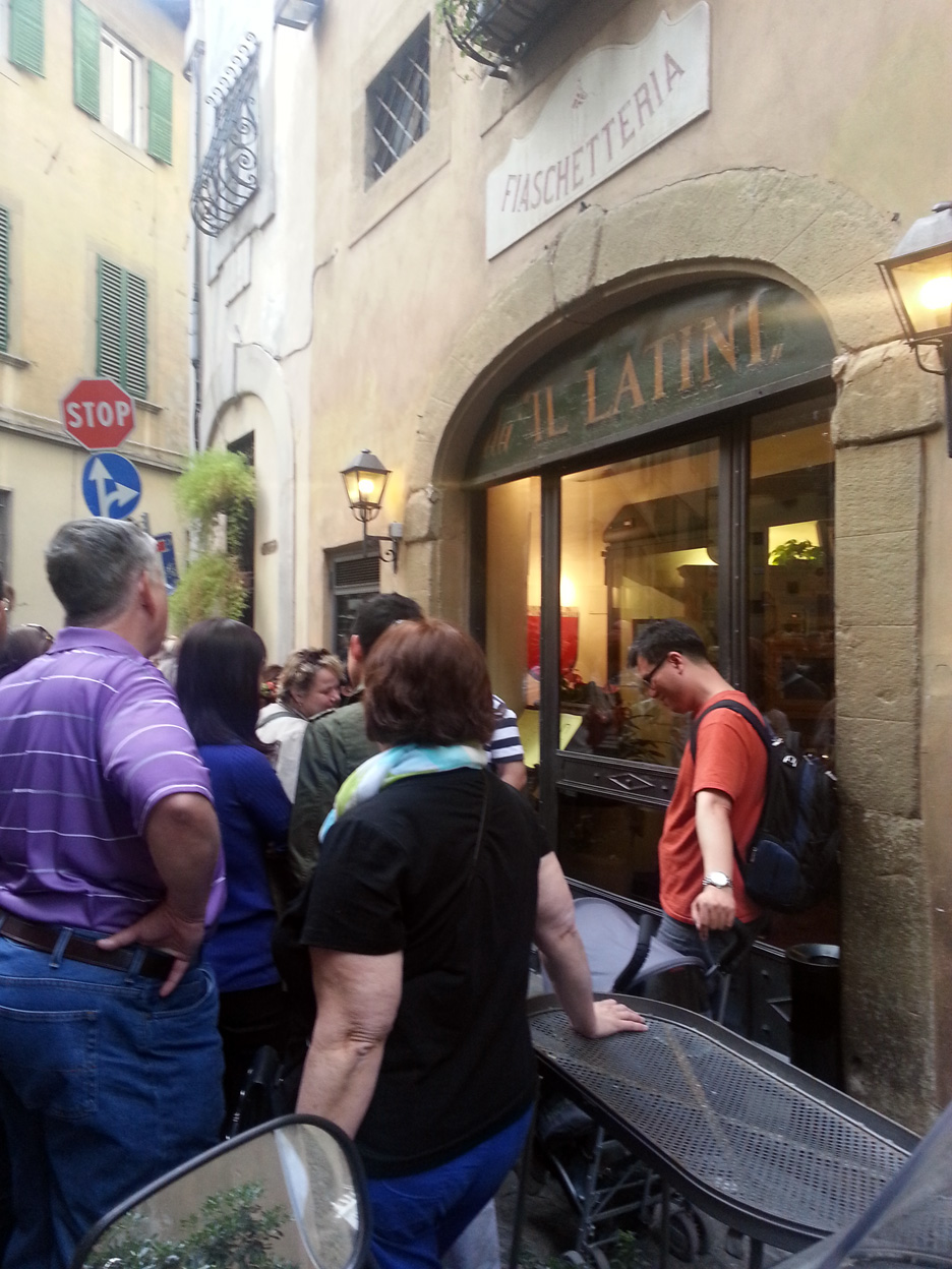Firenze in April -day three-
