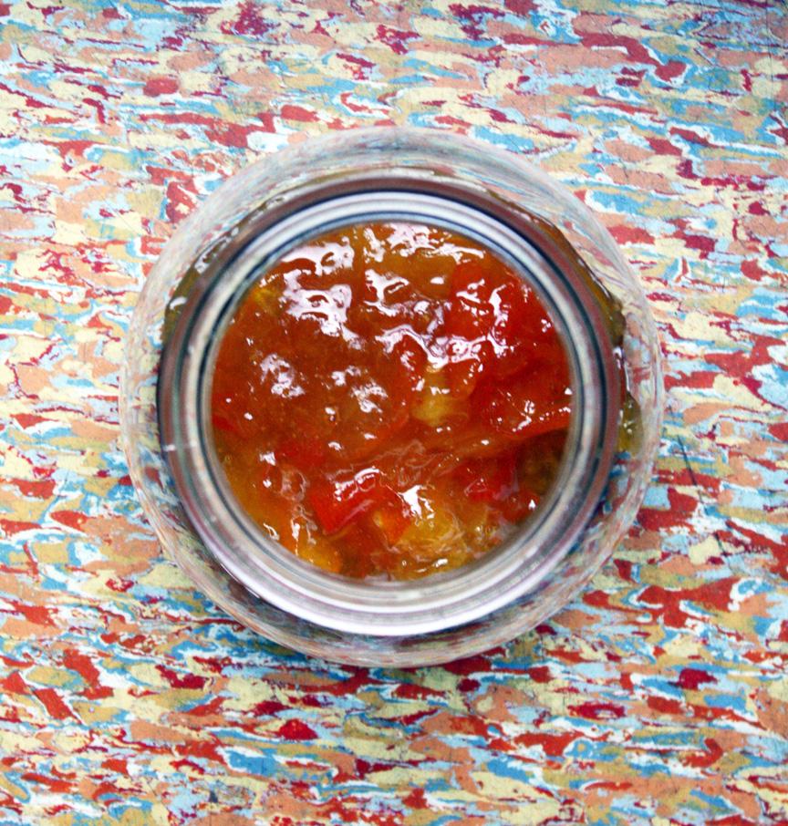 Boozy Kumquat Marmalade