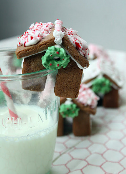 Gingerbread Side Cars