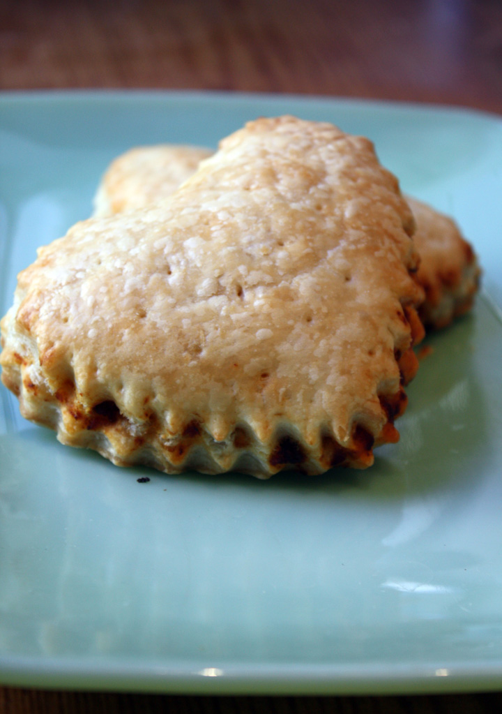 Pizza Hand Pies