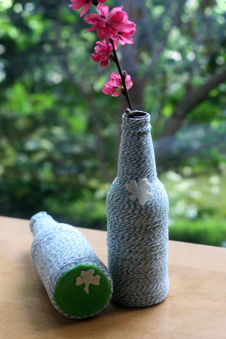 Shamrock Vase
