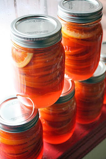 Sugared Oranges