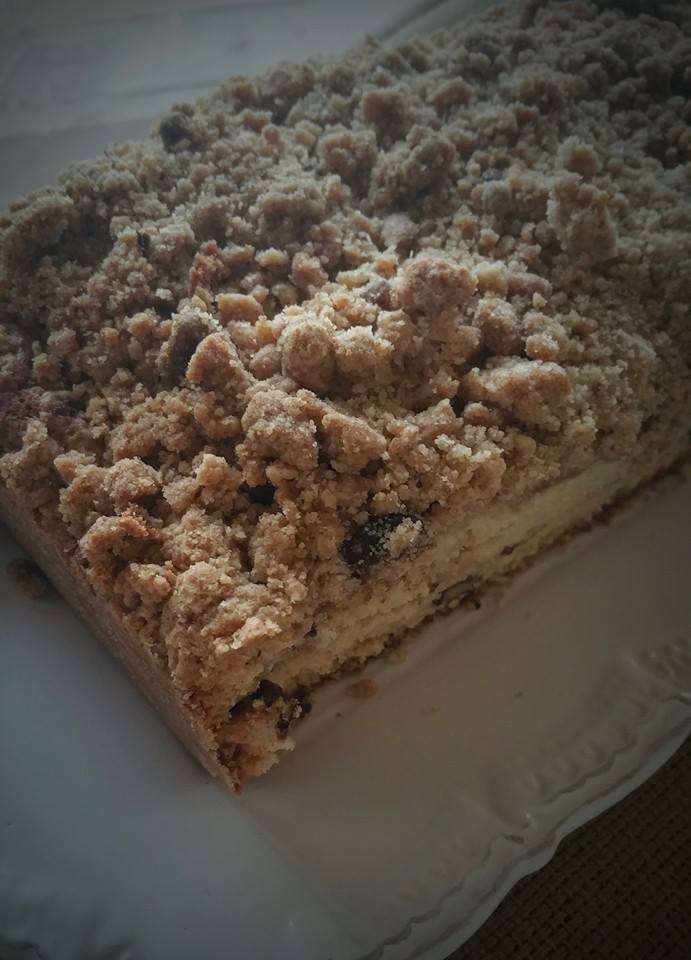 Every Day Crumb Cake