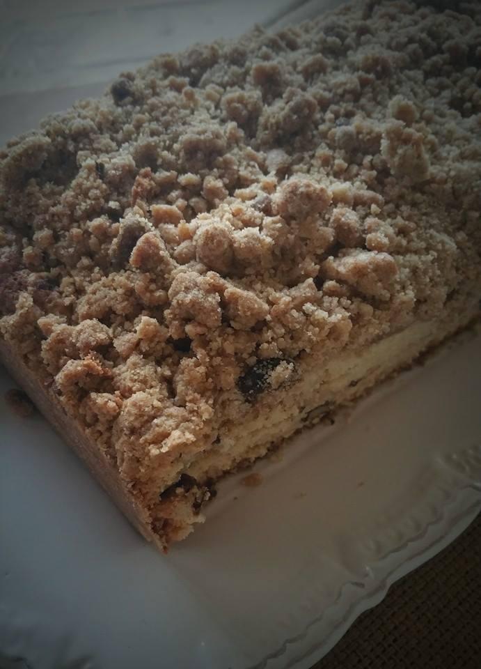 Every Day Crumb Cake