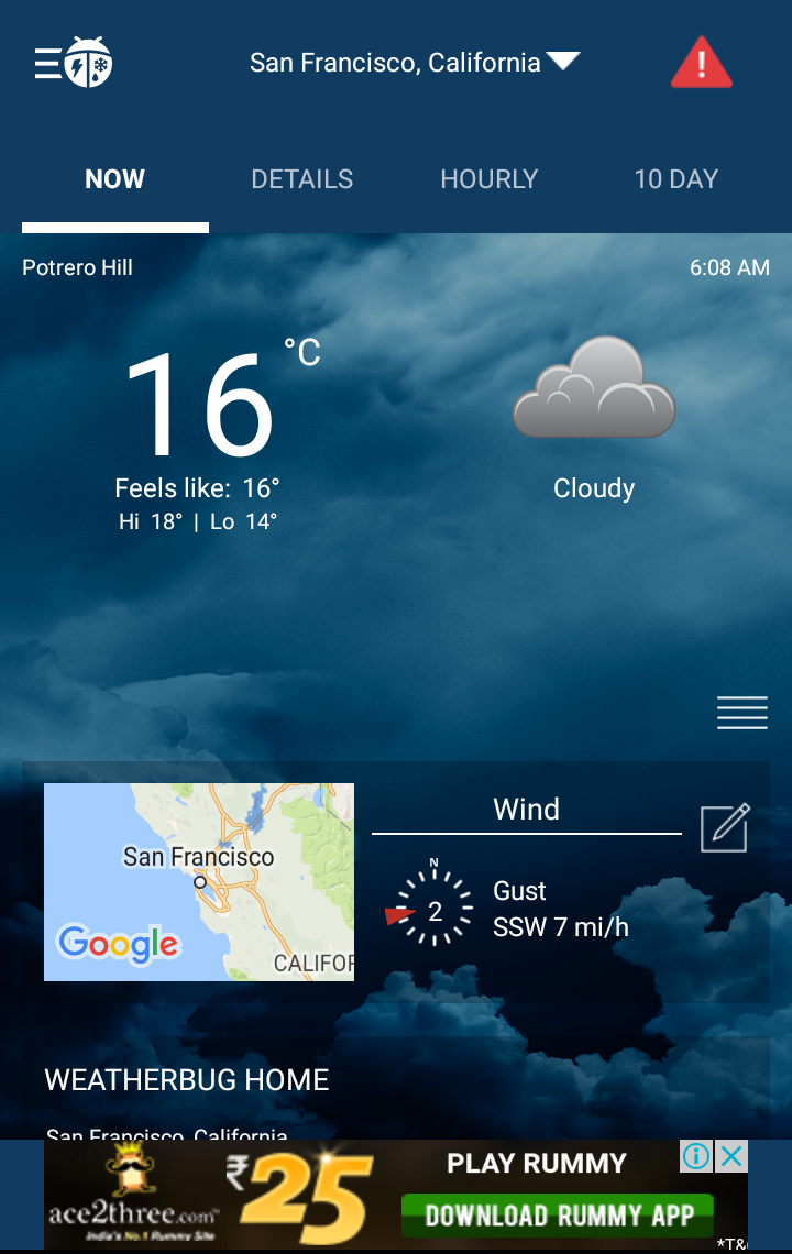 WeatherBug