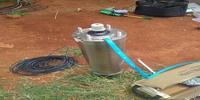 10 Hp Solar Motor