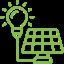 Solar Portable <br>lights
