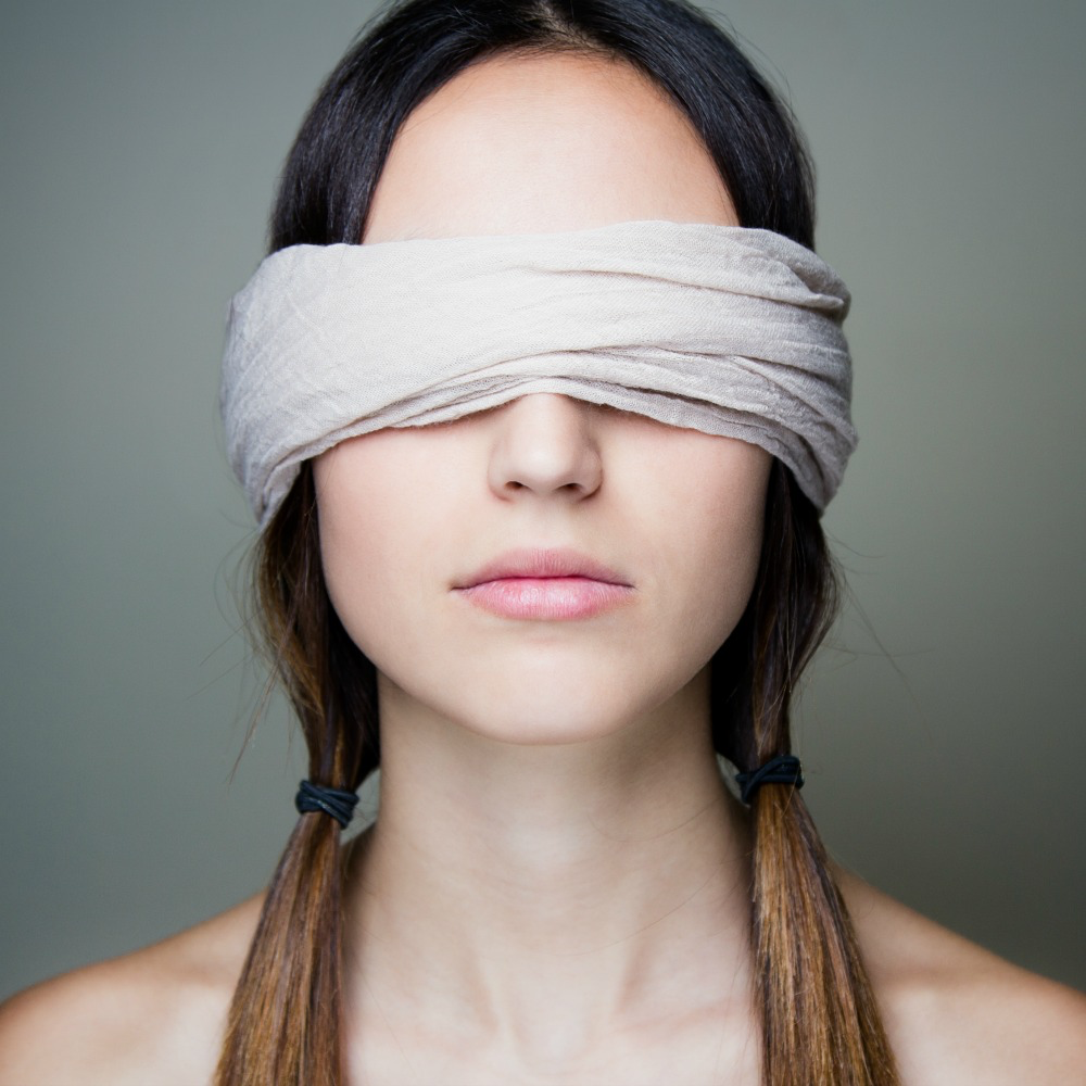 Let Go of Your Blinders