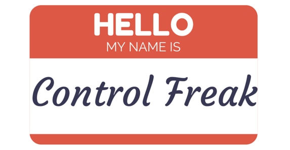 Control Freaks Suffer, Too—And You Can Help Them!