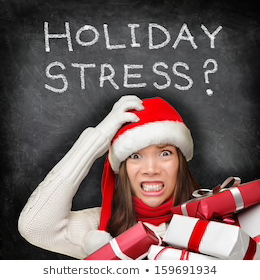 Tips for Letting Go of Stress During the Holidays