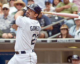 Adrian Gonzalez Knows How to Let Go of Control for Peak Performance