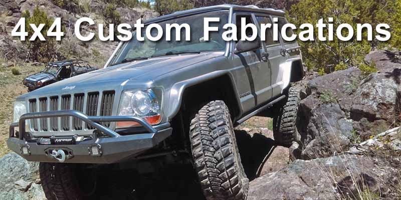 4x4 custom fabs 8x4