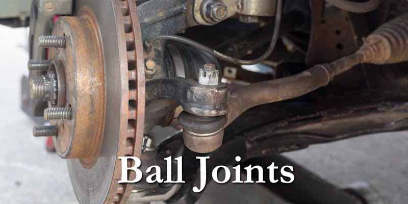 Ball Joints 8x4