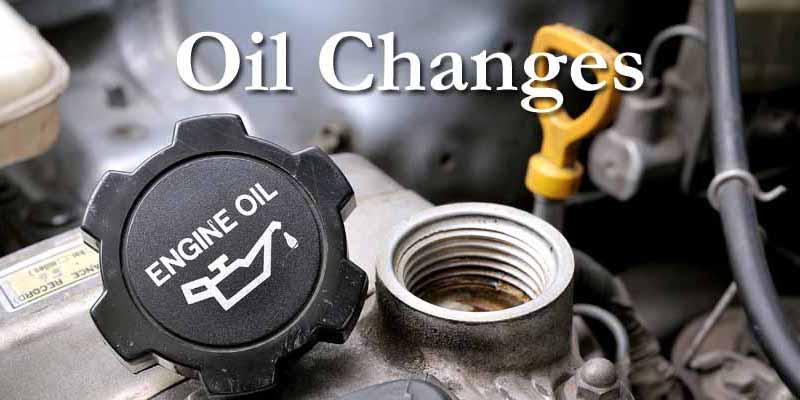 Oil changes 8x4