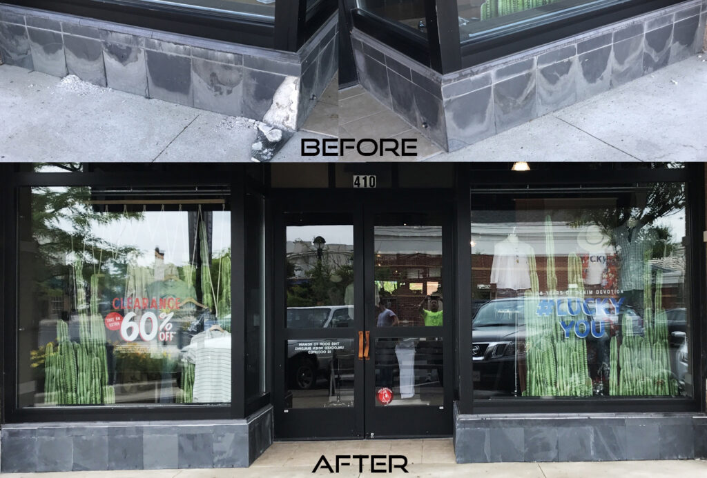 Frontier Building Solutions Storefront