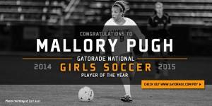 Mallory Pugh: a promising soccer star
