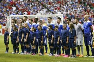 22-Man Roster Announced for Set of International Friendlies