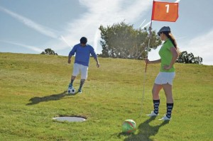 Footgolf Makes its San Diego Debut