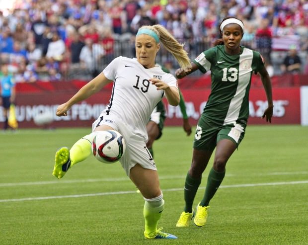 Julie Johnston: World Cup Breakout Star and SC del Sol Alumni