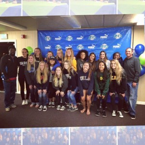 So Cal Blues Class of 2015 Player Commitments