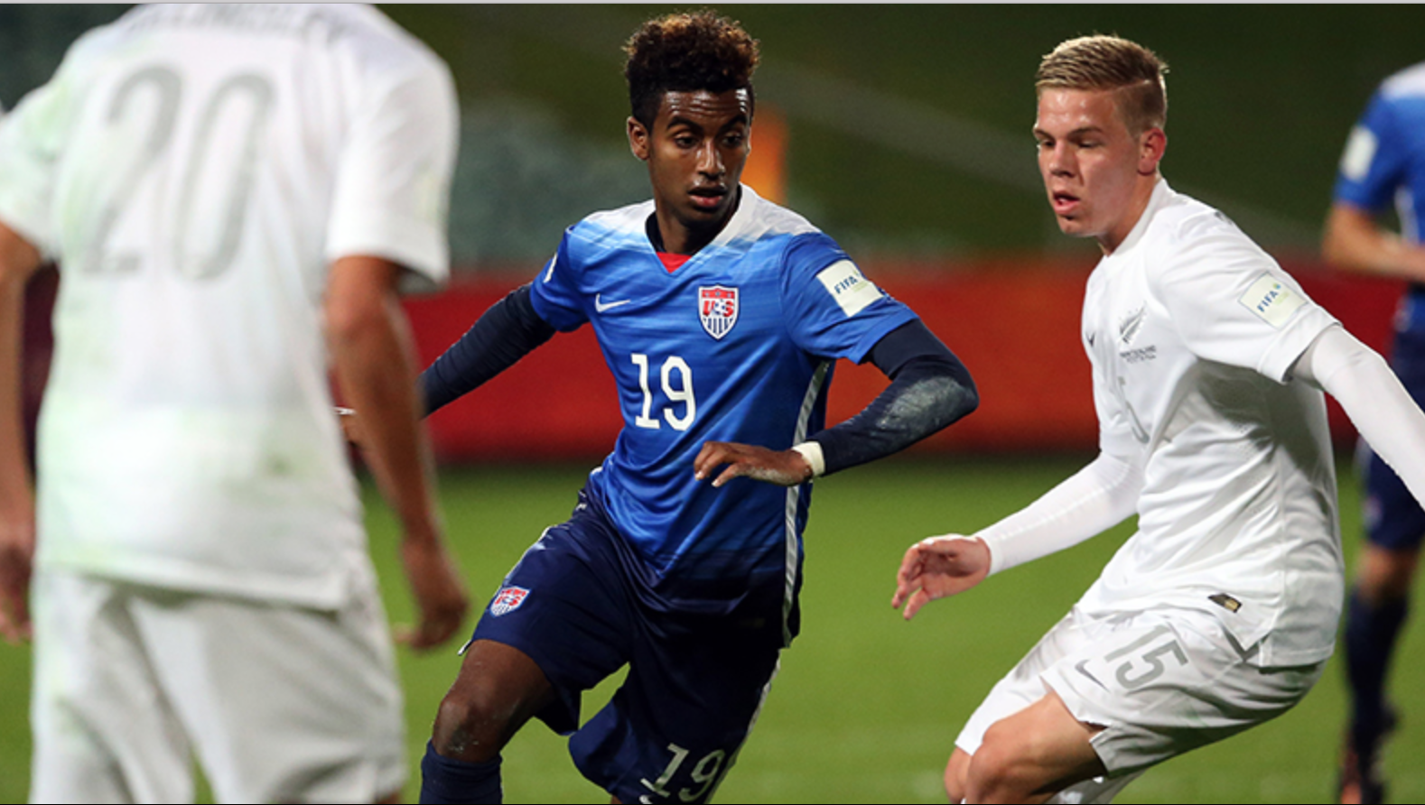 Gedion Zelalem: Wowing at the U-20 World Cup