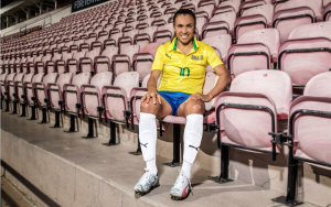 PUMA Q&A with Brazilian star Marta