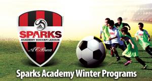 AC Brea Sparks Academy Soccer League (Ages 3-11)