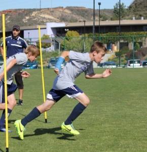 DMCV Sharks Offer Youth Soccer Summer Camps
