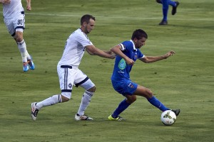 Blues Back in Action Wednesday Night Against OKC Energy FC