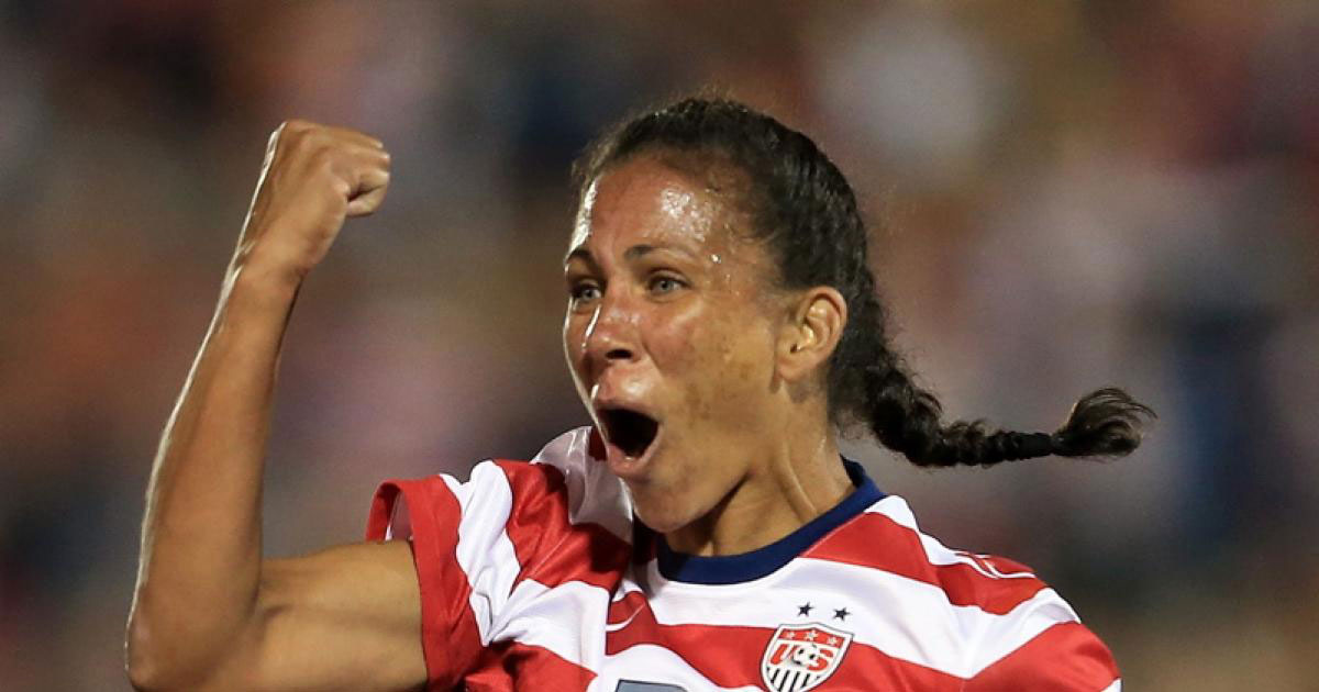 USWNT Players pay Homage to the Legend that is Shannon Boxx