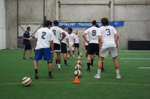 Highly Personalized Training is Catalyst for Better Players
